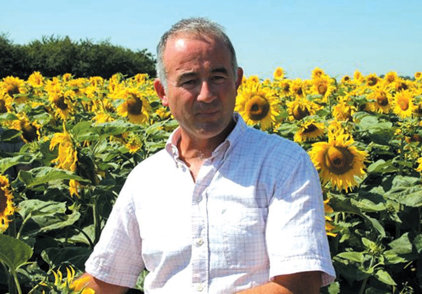 «L'année dernière, la teneur en nitrates a oscillé entre 40 et 30 mg/l, sans jamais dépasser le seuil des 40 mg/l assurant ainsi une eau distribuée potable», assure Bertrand Brignier, agriculteur à Rosières-en-Haye et président de l'opération Agri Mieux.