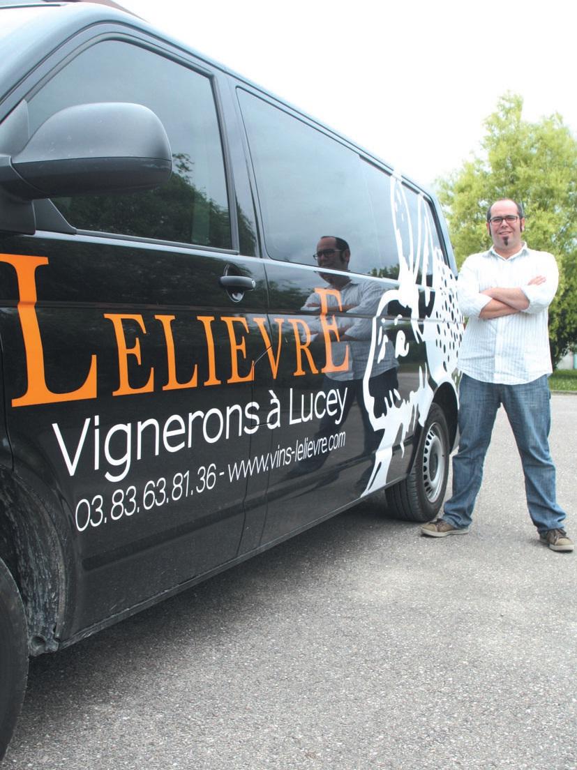 Le Domaine Lelièvre de Lucey est en course pour les Trophées de l'Installation. Verdict en septembre.