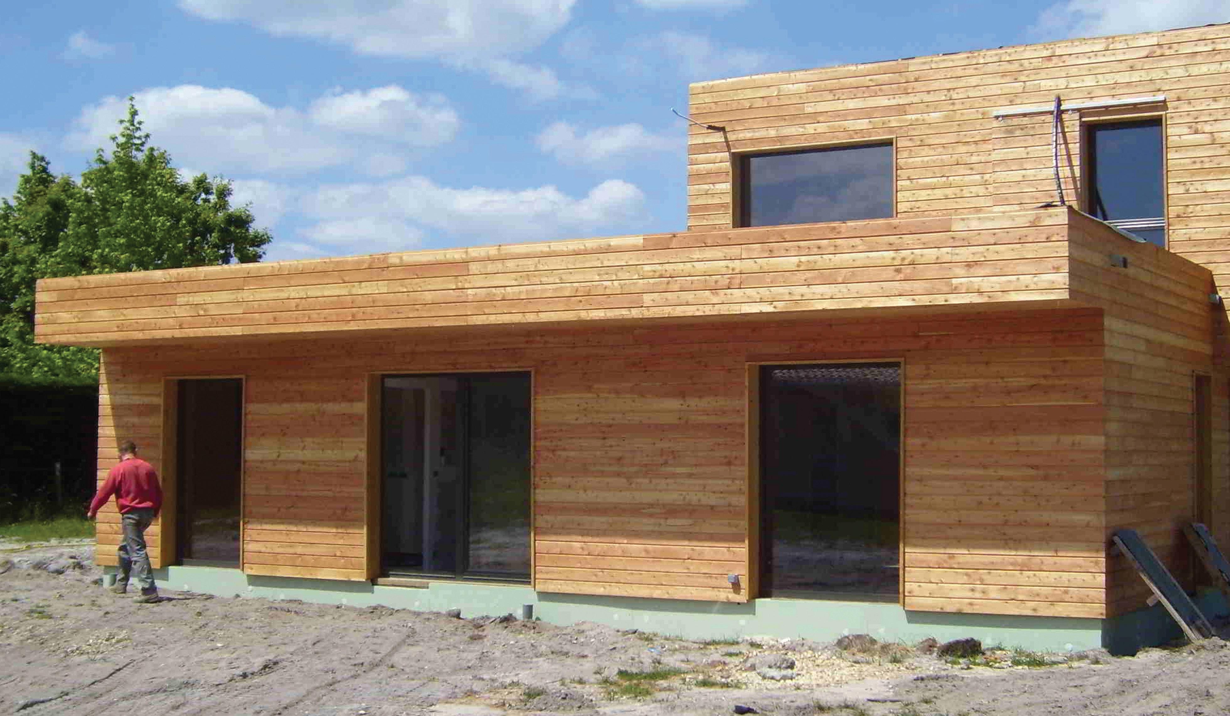 A quelques mois de l'entrée en vigueur de la nouvelle réglementation thermique RT 2012, l'association Promotelec publie une étude sur les tendances de la construction BBC.
