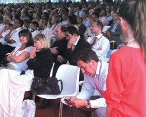 Le cru 2012 de l'Université d'été du Medef aura pour thème générique «Intégrer». Les différents participants se retrouveront du 29 au 31 août sur le campus francilien d'HEC de Jouy-en-Josas.