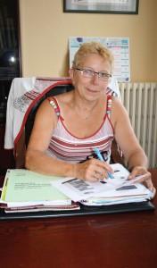 «L'artisanat doit peser et être davantage considéré», confie Lucette Collet, la présidente de la Chambre de métiers et de l'artisanat de la Meuse.