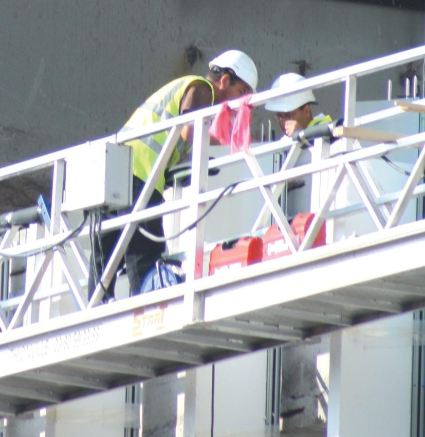 La Maison de l'emploi (MDE) de la Meuse travaille notamment sur les métiers d'avenir dans le bâtiment.