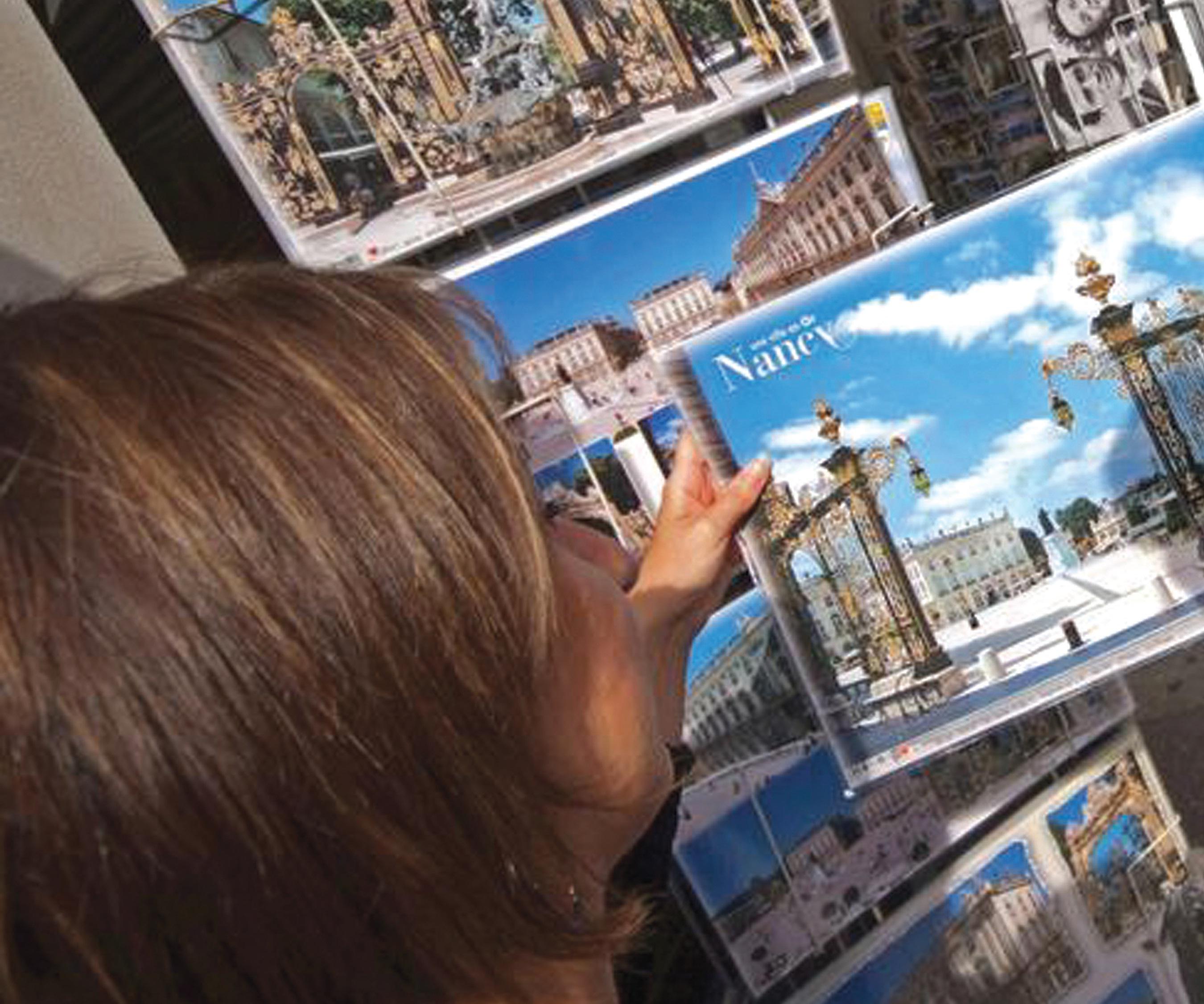 Les chiffres de la saison estivale, basés sur la fréquentation de l'Office de tourisme de Nancy, révèlent un bilan plutôt positif.