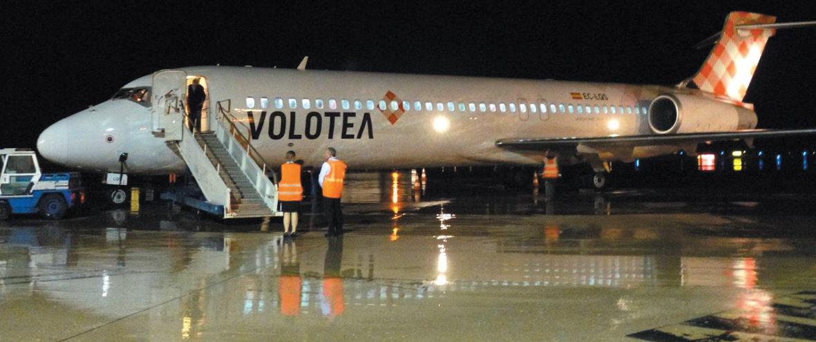 C'est le 11 septembre dernier que le premier avion de la compagnie low-cost espagnole Volotea en provenance de Nantes a atterri à l'aéroport de Metz-Nancy-Lorraine. Trois liaisons hebdomadaires sont désormais proposées.