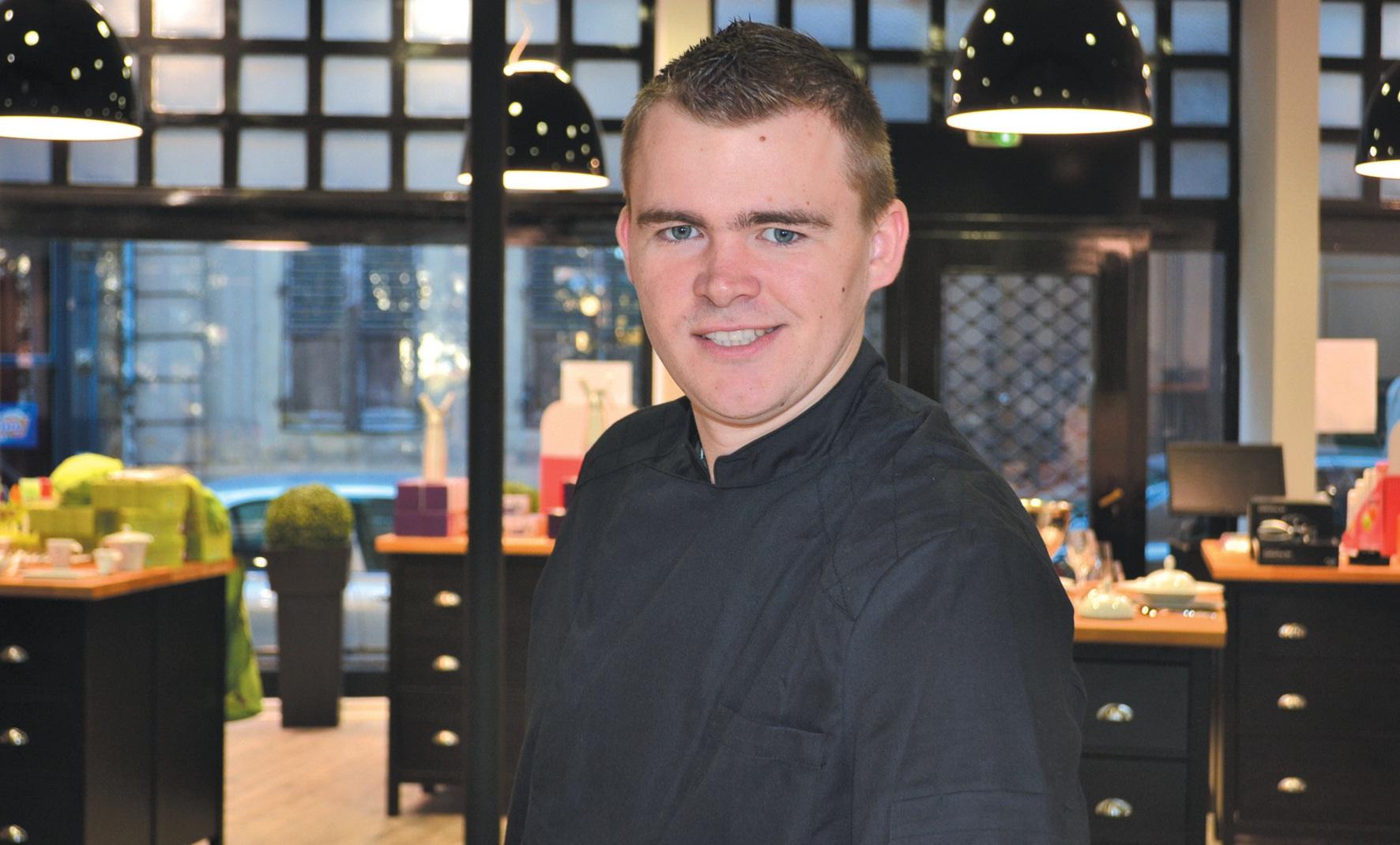 «La cuisine, c'est avant tout du plaisir et des émotions à partager» souligne Alexandre Neveu, le patron de l'Académie des Chefs.
