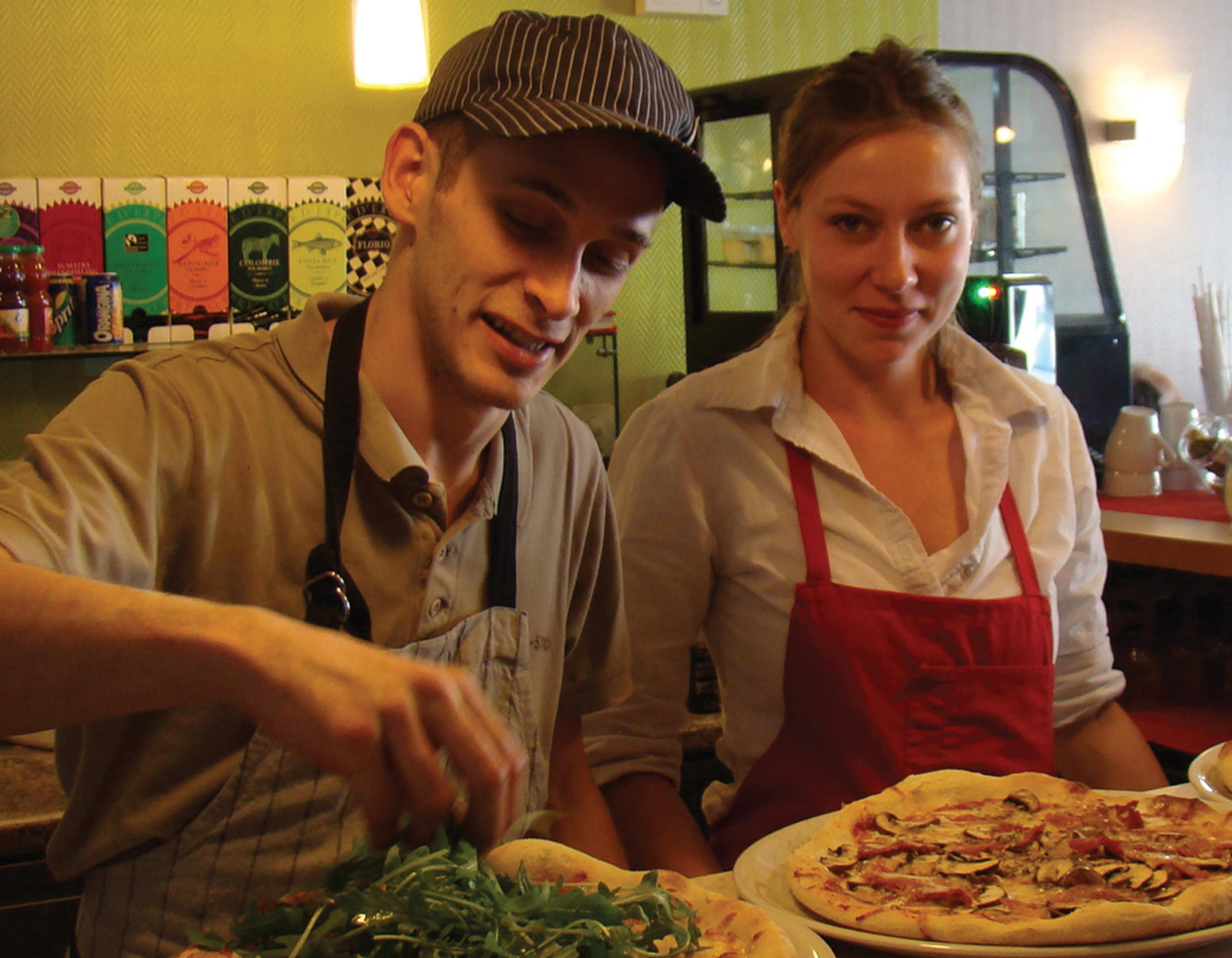 Depuis le 7 juillet, Julien Squillace propose avec le Villagio, à Ludres, une cuisine italienne fraîche et généreuse.
