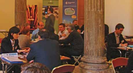 Beau succès pour l'édition 2012 de la Journée de l'International organisée le 11 octobre dernier par CCI International Lorraine et ses partenaires à l'Abbaye des Prémontrés.