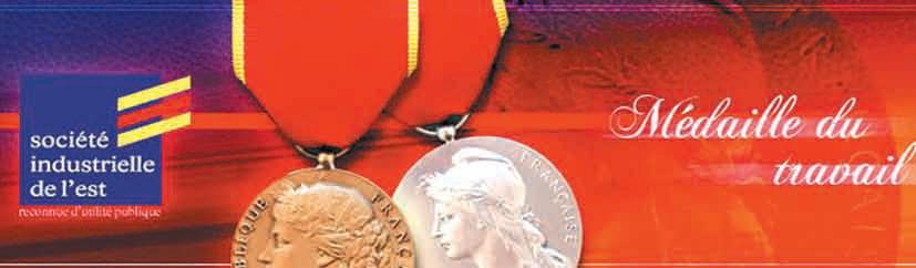 Le 26 octobre, la Société Industrielle de l'Est organise sa 103ème Fête solennelle du travail. A côté de la remise des médailles «classiques » aux salariés, l'apprentissage, et notamment les élèves de bacs professionnels, seront mis à l'honneur.