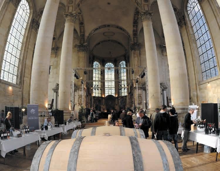 Du 26 au 28 octobre, les douzièmes Rencontres oenologiques, organisées par le caviste Les Domaines, permettront un échange entre vignerons et amateurs de bons vins, en toute convivialité.