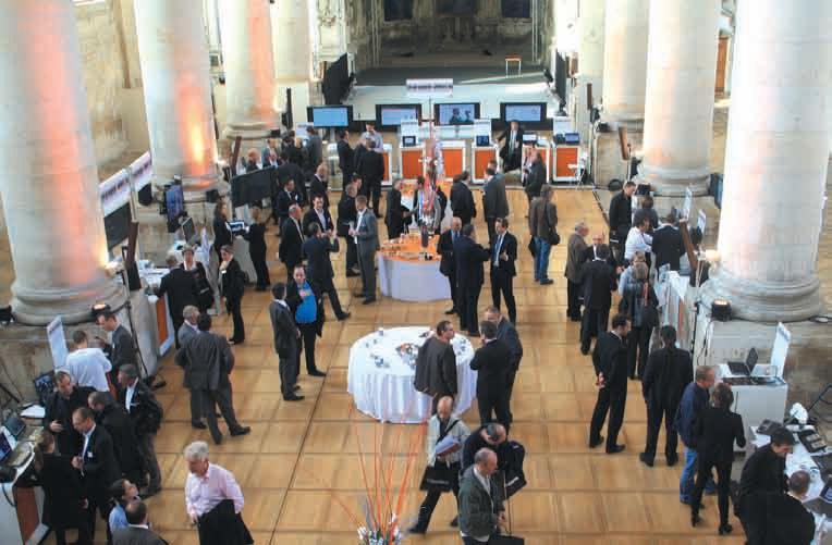 Près de 150 représentants d'entreprises et de collectivités locales ont participé à l'étape mussipontaine de l'Orange Business Tour le 18 octobre dernier.