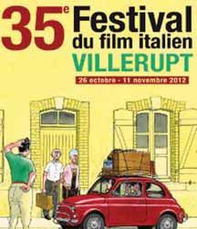 Du 26 octobre au 11 novembre 2012, le Festival du Film Italien de Villerupt, vous invite à un voyage en soixante films.