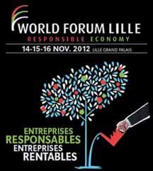 Le 6e World Forum se tiendra à Lille mi-novembre. Cette rencontre sur l'économie responsable s'intéressera notamment à la réelle notion de développement durable dans les produits de consommation.