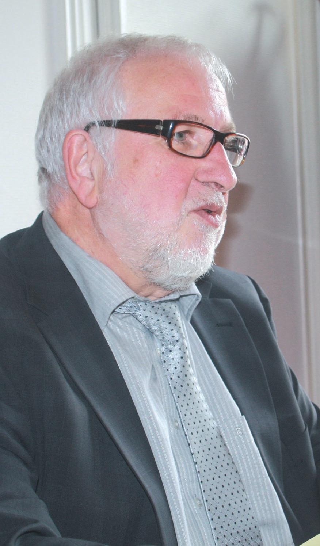 «La visibilité est quasi nulle dans le secteur. L'heure n'est pas à l'euphorie», confie Jean-Marie Bellocchio, le président de la Fédération du BTP de Meurthe-et-Moselle.