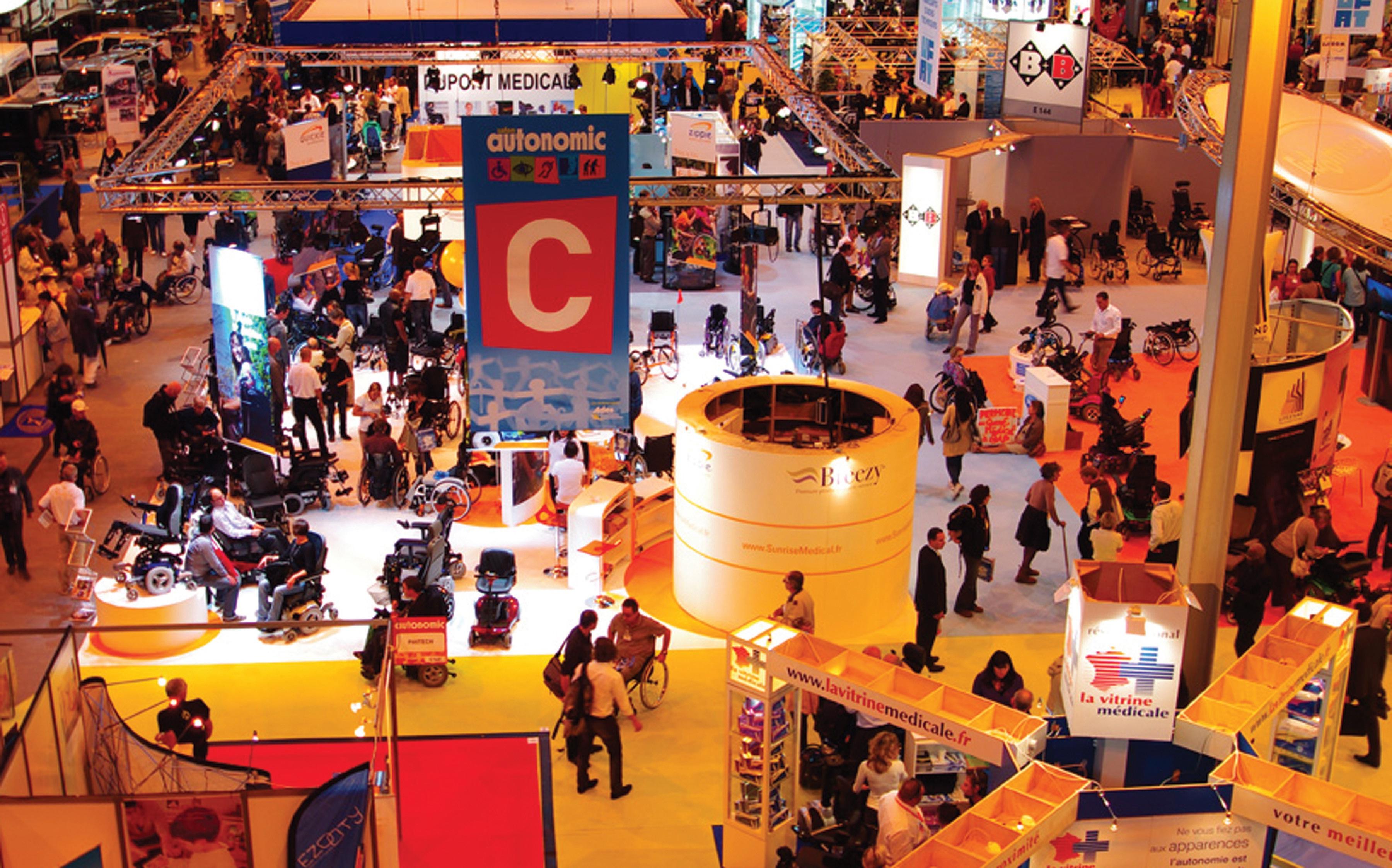 Les 18 et 19 octobre prochains, le Parc des Expositions de Metz Métropole accueillera la 6ème édition du Salon Autonomic Grand Est, le rendez-vous incontournable autour du handicap et de l'accessibilité.