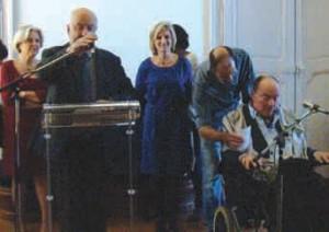 Philippe Pozzo di Borgo, l'homme qui a inspiré le film Intouchables, était, le 25 octobre dernier, l'invité d'honneur de la soirée «Diversité et management humaniste» qui s'est tenue à l'Hôtel de Ville de Nancy.