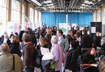 Plus de 40 entreprises, près 500 visiteurs et 159 postes à pourvoir… Beau succès pour le forum organisé à Gentilly par l'Agefiph et la Maison de l'Emploi, le 15 novembre dernier lors de la Semaine pour l'emploi des personnes handicapées.