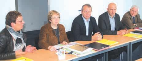 L'équipe du Syndicat mixte pour la gestion du Scot de Meurthe-et-Moselle vient d'annoncer que le Schéma de cohérence territoriale sera arrêté le 16 février prochain.