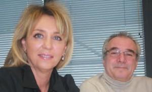 Un duo pour une candidature à un Medef départemental ! Une première en Meurthe-et-Moselle avec le binôme Christine Bertrand-Philippe Tourrand.