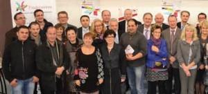 La remise des prix du 13ème concours Trajectoires d'Alexis Lorraine s'est déroulée le 15 novembre sur le nouveau Campus Artem de Nancy.