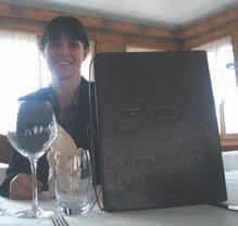 Anne-Sophie Kruch a rejoint l'équipe du restaurant familial Au Bon Accueil de Richardménil. La transmission entre les générations de cet établissement est aujourd'hui en marche.