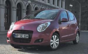 L'Alto s'affiche comme le fer de lance du constructeur Suzuki dans le segment A.