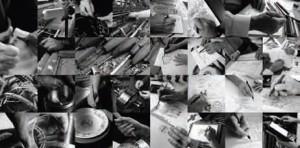 12 Designers pour 12 Manufactures, ou l'absolu de la main, prolongement de l'esprit.