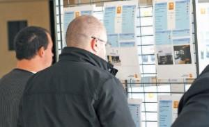 Le 24 novembre, la 8ème édition du Salon de la reprise d'agences Renault s'est déroulée à Laxou. Une trentaine d'agences recherchent chaque année un repreneur.