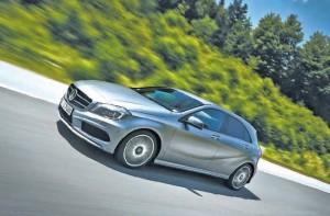 Mercedes-Benz a pour ambition de faire de la Classe A la berline Premium la plus design et la plus sexy de sa catégorie.