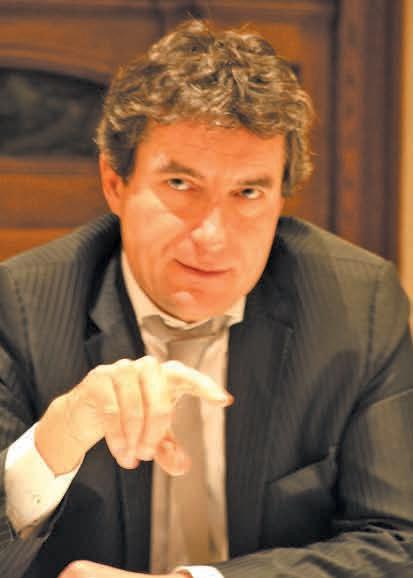 «Si l'accumulation des mesures continue pour les PME-PMI, on va droit dans le mur», assure François Pélissier, le président de la CCIT de Meurthe-et-Moselle.
