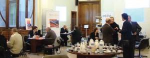 Une centaine d'investisseurs potentiels avaient répondu à l'invitation de CCI 02 Bilan le 29 novembre dernier, à l'occasion de la Semaine des Business Angels 2012