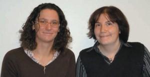 Cindy Slinkman et Sabrina Roitel, le binôme d'ASC Thermique spécialisé dans l'audit énergétique, vient de remporter le Prix de la création d'entreprise de la Région Lorraine.