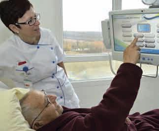 L'appui de la technologie pour améliorer l'organisation et la qualité des soins au CHR Metz-Thionville. C'est l'hôpital de demain selon Orange.