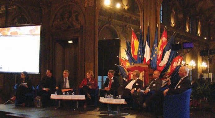 Le 10 décembre dernier, Nancy a accueilli le premier Séminaire européen sur l'observation des Territoires transfrontaliers.