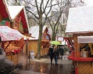 Exit le marché de Noël tant critiqué, pour les fêtes de fin d'année, Les Vitrines de Nancy, la Ville et le Grand Nancy ont lancé un nouveau concept, qui n'a pas vraiment convaincu.