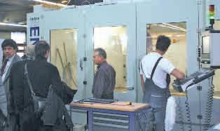 Spécialisée dans la fabrication de pièces composites, la société Röchling Permali Composites s'affiche comme un moteur de la zone d'activités Nancy Porte Nord.