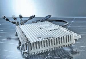 NRJPro distribue les micro-onduleurs du groupe britannique Enecsys.