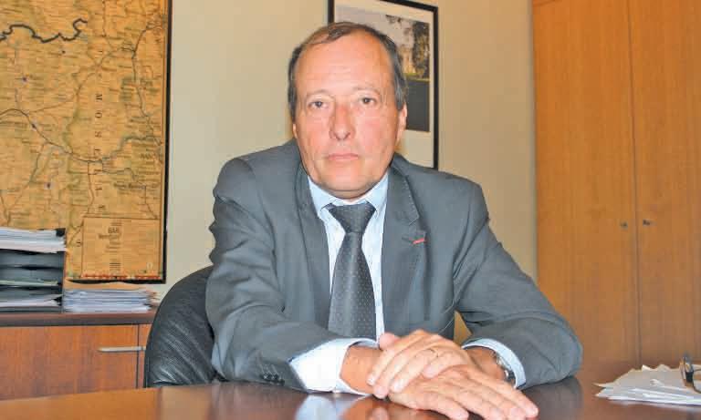 «On peut donc parler d'un appauvrissement, qui se fait malheureusement en toute discrétion», confie Patrick Naert, l'administrateur général des Finances publiques de la Meuse.