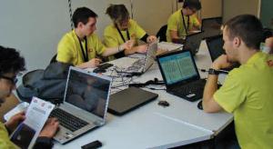 la 9ème édition des 24 heures Pertuy Construction, s'est déroulée les 24 et 25 janvier dernier au siège de l'entreprise à Maxéville. Un challenge grandeur nature au cours duquel six équipes d'étudiants se sont affrontées pour présenter le projet le plus pertinent d'un pôle universitaire, et convaincre un jury de professionnels.