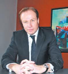 «Il faut continuer à tirer notre profession vers le haut ! Nous nous devons d'avoir le courage de dire la vérité auprès de nos clients et affronter avec eux les réalités», assure Olivier Balestraci, président de l'Ordre des experts-comptables de Lorraine.
