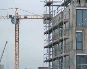 La baisse d'activité dans le secteur du bâtiment pourrait atteindre les 3 % cette année.