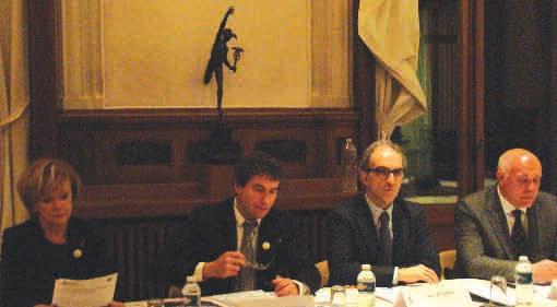 2013 sera l'année de la conquête pour la CCIT 54, François Pélissier son président, l'a annoncé le 10 janvier dernier en présentant un plan de bataille bien ordonné, articulé autour d'événements phares pour valoriser le territoire et les compétences.