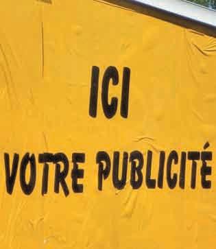 La TLPE (Taxe locale sur la publicité extérieure) est aujourd'hui soumise à un régime transitoire.