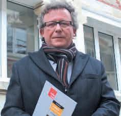 Jean-Marc Gilson, d'Arthur Loyd et Picard Immobilier d'entreprise Lorraine et nouveau président du Club de l'immobilier de Lorraine souhaite (re)mettre en place un Observatoire commun de l'immobilier dans la région.