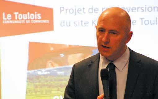 «Aujourd'hui nous passons du rôle d'observateur à celui d'acteur. Il est grand temps d'avoir une culture commune sur ce dossier», assure Dominique Potier, le président de la Communauté de communes du Toulois.