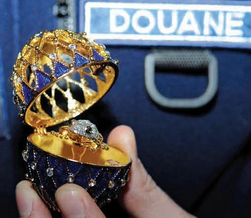 La contrefaçon ne touche pas seulement l'industrie de luxe, 43 % des PME Lorraines déclarent y avoir déjà été confrontées.
