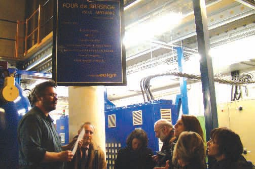 Le 11 février dernier l'Ecole européenne d'ingénieurs en génie des matériaux a fait le bilan de sa Halle de Technologie en compagnie de ses partenaires institutionnels et ses clients de l'industrie.