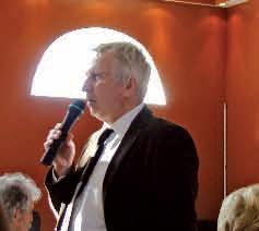 Jean-Pierre Masseret, président de la Région Lorraine était l'invité d'honneur, le 18 février dernier, du premier «Club du Lundi» de l'année.