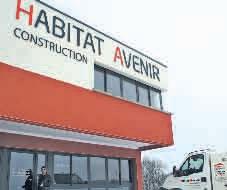 Fernandes Fernando a fait atterrir sa société Habitat Avenir Construction depuis le mois de mars dernier sur le Dynapôle de Ludres. Un nouvel emplacement qui s'affiche comme une concrétisation de près de trente ans de second oeuvre dans le Bâtiment.