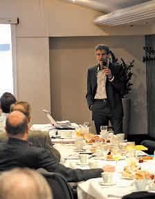Le dernier petit déjeuner d'informations d'ACE à Nancy le 21 février a mis en avant le décalage entre les mesures prises par le législateur et la réalité quotidienne des entrepreneurs.