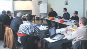 Le centre Raymond Bard de Faulquemont vient d'organiser sa première session de formation sur l'amiante dite de sous-section «4». Une obligation réglementaire spécifique au secteur des Travaux publics.